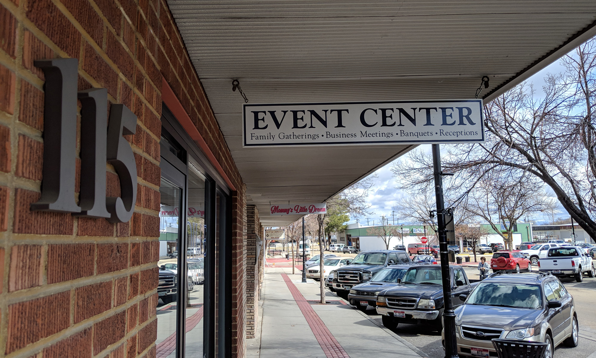 Dille Center, Perfect as a Party Venue, Birthday Venue, or Wedding Reception