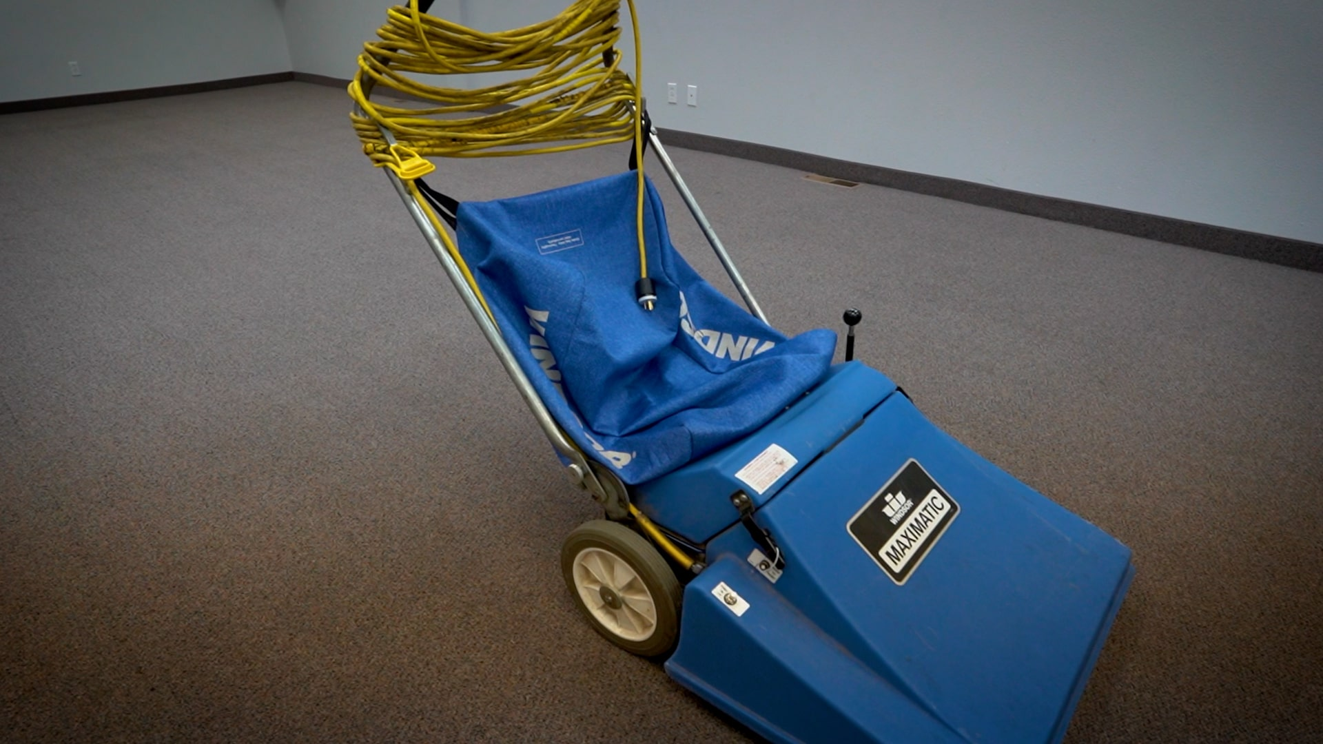 Promote Cleanliness in the Event Center Through Using Our Own Vacuum Cleaner